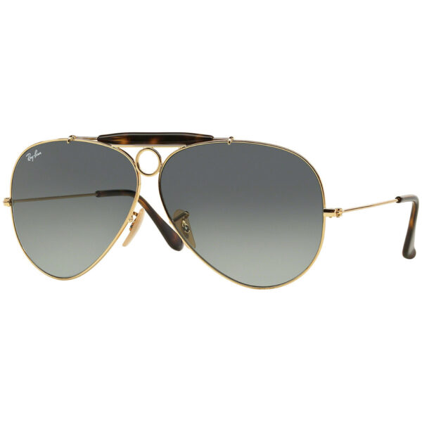 Ray-Ban SHOOTER HAVANA COLLECTION RB3138 181/71